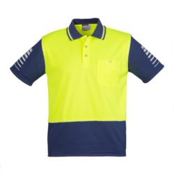 Men's Hi-Vis Zone Polo