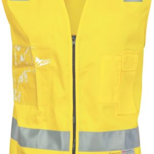 DNC Day/Night 100% Cotton Safety Vests