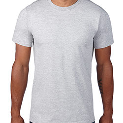 Anvil Lightweight Tee Grey Heather