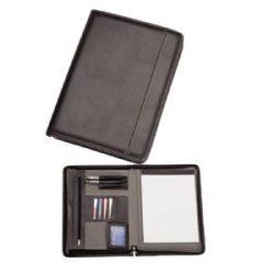 A4 Zippered Compendium 9173