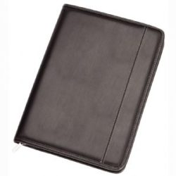 A4 Zippered Compendium 9173