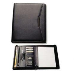 A4 Zippered Compendium 9012