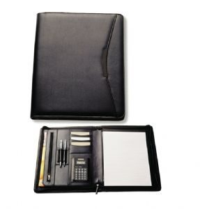 A4 Zippered Compendium 9012