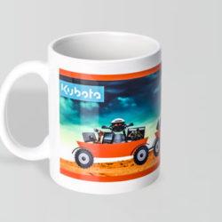 Dye Sublimated Can Mug