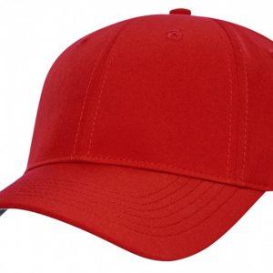 sporte-leisure-stretch-cap-pop-red-chrome