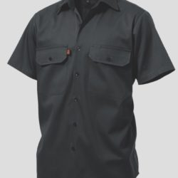 k04030_kinggee-open-front-drill-ss-shirt-black