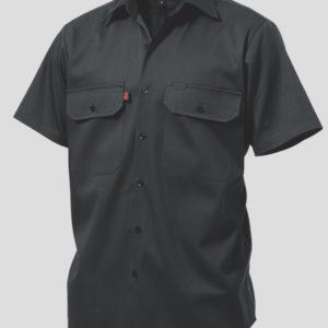 k04030_kinggee-open-front-drill-ss-shirt-black