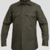 k14820-kinggee-workcool-2-ls-shirt-green