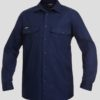 k14820-kinggee-workcool-2-ls-shirt-navy