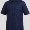 k14825-kinggee-workcool-2-ss-shirt-navy