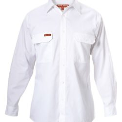 y07500-hard-yakka-foundations-cotton-drill-ls-shirt-white-front