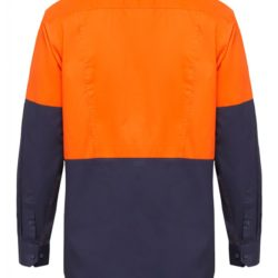 y07730-hard-yakka-koolgear-ventilated-hi-vis-ls-shirt-orange-navy-back