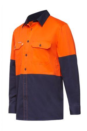 hard-yakka-koolgear-ventilated-hi-vis-ls-shirt-y07730