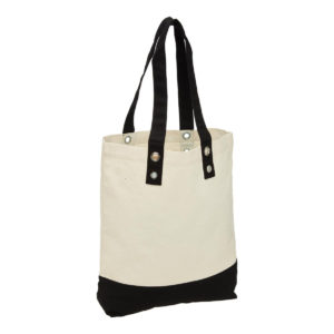 1960-canvas-beach-tote-bag-black