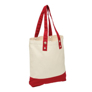 1960-canvas-beach-tote-bag-red