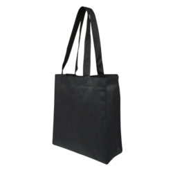 nwb010-non-woven-small-shopper-bag-black