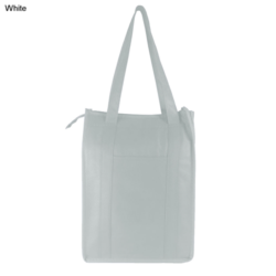 nwb015-non-woven-cooler-bag-with-top-zip-closure-white
