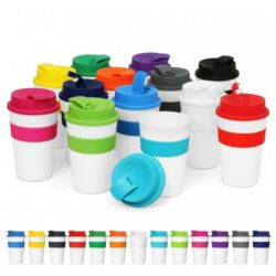 M249 Cup 2 Go 475ml Flip-Top Cup group