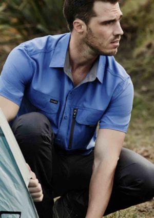 Outdoor Short Sleeve Shirt