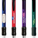 BIC WideBody Chrome Grip Pen