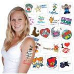 The Original Temporary Tattoos