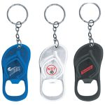 Thong Shaped Bottle Opener Key Chain