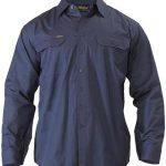 Bisley L/S Lightweight Drill Workshirt