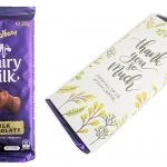 Cadbury 180g Chocolate Bar With Personalised Sleeve