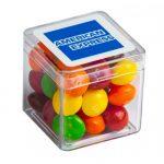 Skittles in HARD Cube 60g