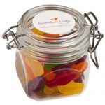Small Canister with Jelly Babies 170g
