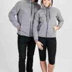 Soft Cotton/Bonded Polar Fleece Hoodies; Mens-Ladies-Kids