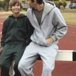 Zip Through Fleece Hoodies; Adults-Kids