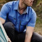 Mens Outdoor S/S Shirt