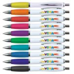 Viva Pen White Barrel