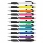 Jet Pen Coloured Barrel